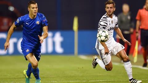 Juventus (Previously: 5)