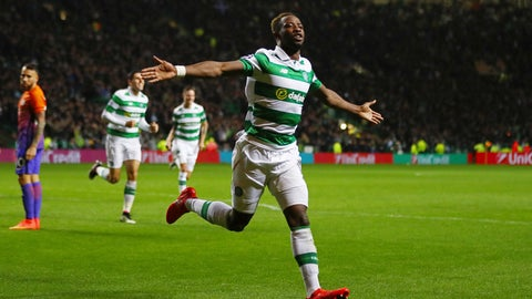 Moussa Dembele is on his way to being a star