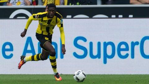 Ousmane Dembele, 19, Borussia Dortmund