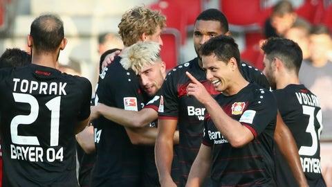 Bayer Leverkusen vs. Borussia Dortmund - Saturday, 12:30 pm (LIVE on FS2)