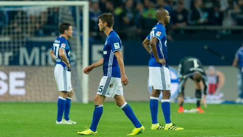 Schalke vs. Gladbach - Sunday, 11:30 am (LIVE on FS2)