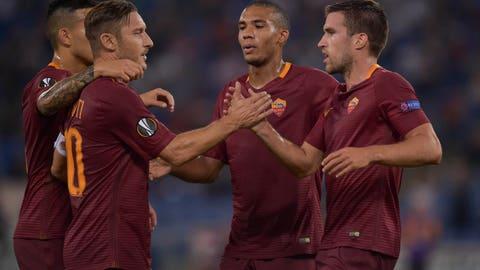 Roma vs. Inter Milan - Sunday, 2:45 pm
