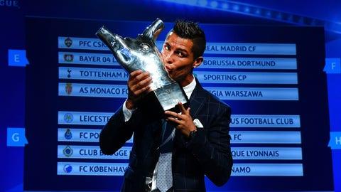 Cristiano Ronaldo, Real Madrid (94 overall)