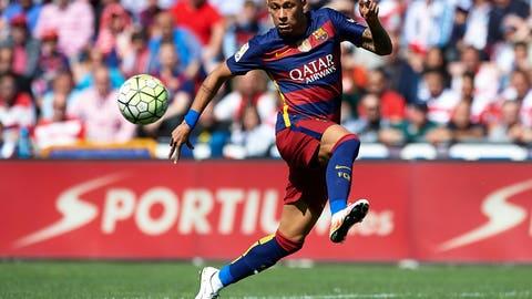 Neymar, Barcelona (92 overall)