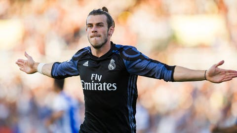 Gareth Bale, Real Madrid (90 overall)