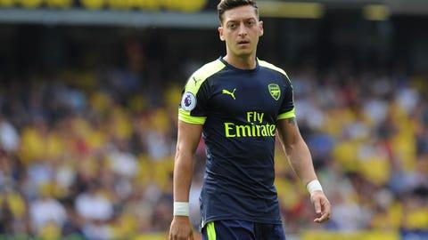 Mesut Ozil, Arsenal (89 overall)