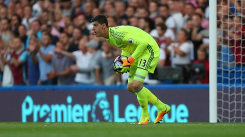 Thibaut Courtois, Chelsea (89 overall)