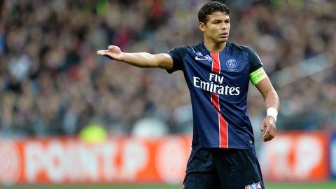 Thiago Silva, Paris St. Germain (89 overall)