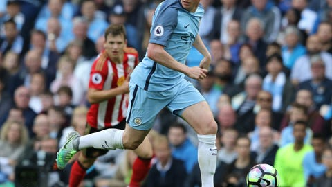 Kevin De Bruyne, Manchester City (88 overall)