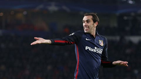 Diego Godin, Atletico Madrid (88 overall)