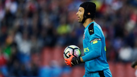 Petr Cech, Arsenal (88 overall)