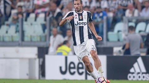 Giorgio Chiellini, Juventus (88 overall)