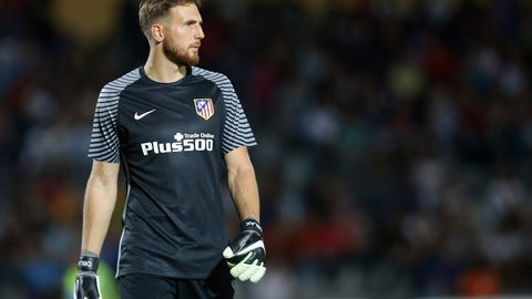 Jan Oblak, Atletico Madrid (87 overall)