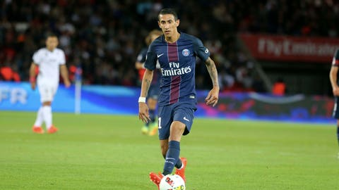 Angel Di Maria, Paris St. Germain (87 overall)