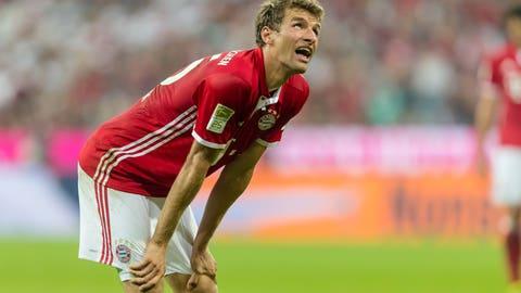 Thomas Muller, Bayern Munich (87 overall)