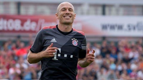 Arjen Robben, Bayern Munich (87 overall)