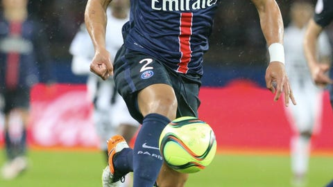 Thiago Silva - Paris Saint-Germain