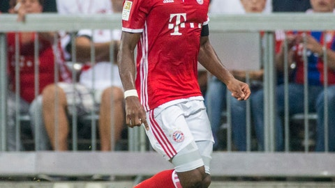 David Alaba - Bayern Munich