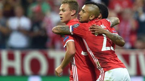 Joshua Kimmich - Bayern Munich