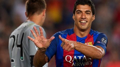 Luis Suarez - Barcelona