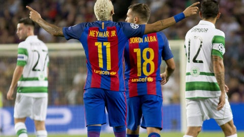 Neymar Jr. - Barcelona