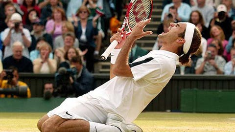 3. 2004 Wimbledon -- Back-to-back in England