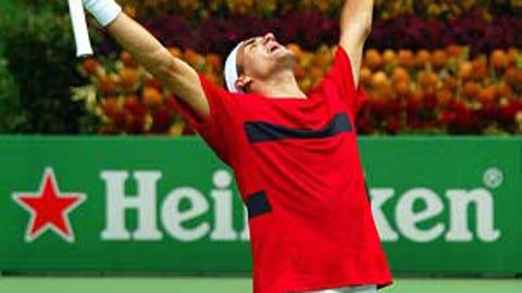 2. 2004 Australian Open -- Triumph Down Under
