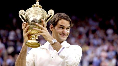 17. 2012 Wimbledon -- Return to glory