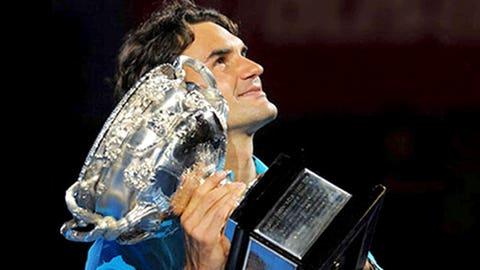 16. 2010 Australian Open -- Beat goes on