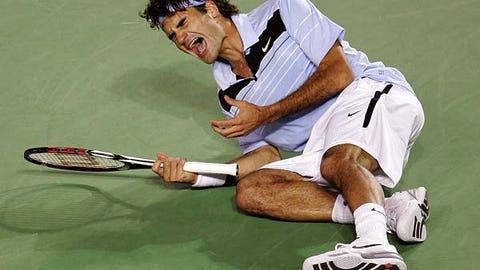 10. 2007 Australian Open -- Peak of greatness
