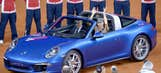 Sharapova comeback leads to third straight Porsche Grand Prix title