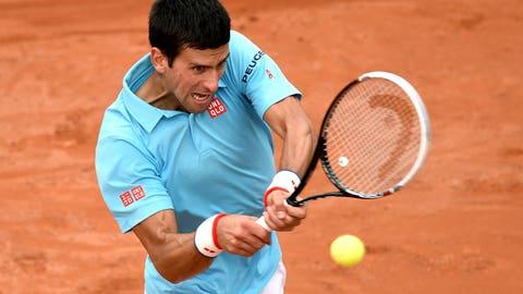 Day 6: Novak pulls through