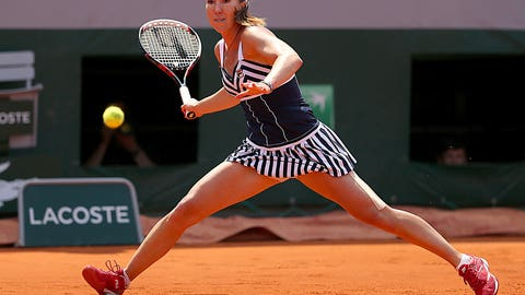 Day 7: Jankovic on cruise control