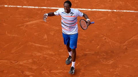 Day 7: Monfils the man
