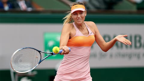 T-15. Maria Sharapova ($20 million)