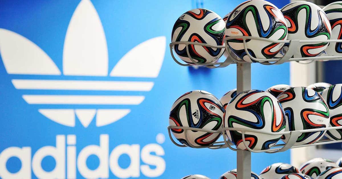 online retailer 94d2e 643db Sponsor Adidas voices concern over FIFA corruption claims  F