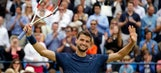 Top-seeded Wawrinka falls to Dimitrov in straight sets at Queen's Club