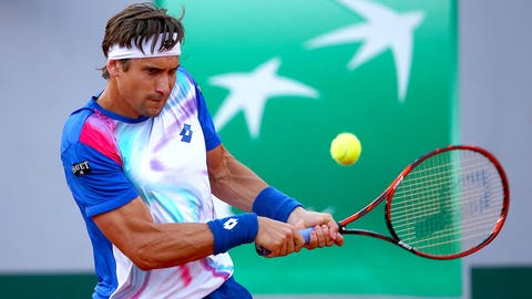 Men's tennis (active/career): David Ferrer