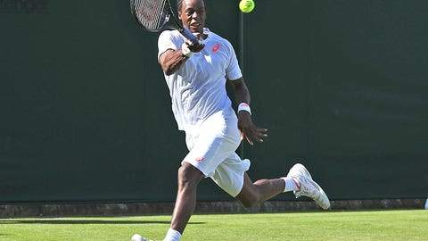 Day 2: Monfils rolls on