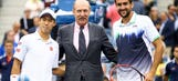 Images from the U.S. Open men's final: Kei Nishikori vs. Marin Cilic