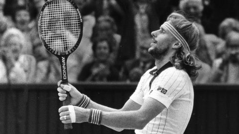1980: Bjorn Borg defeats John McEnroe in Wimbledon classic