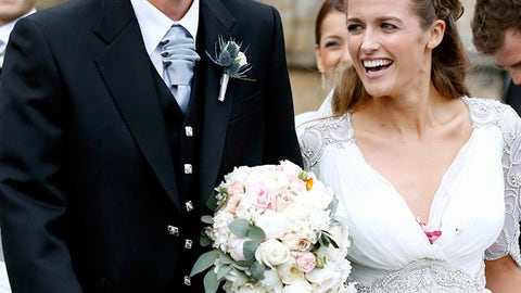Andy Murray & Kim Sears