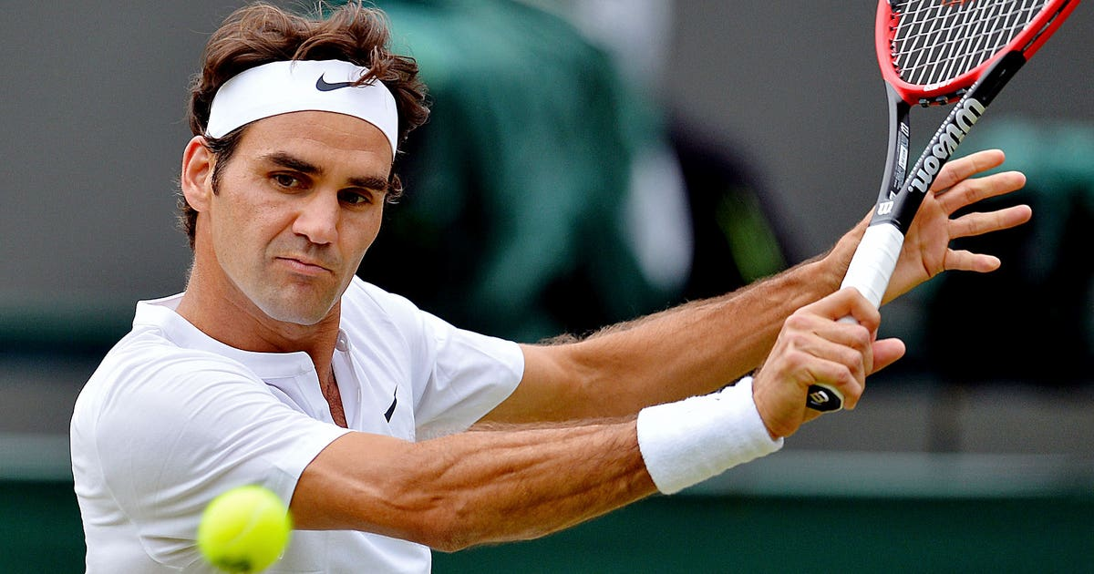 Roger Federer Pulls Out Of Rogers Cup Tournament In