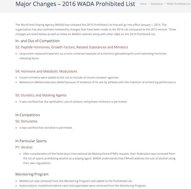 What's going to happen to Maria Sharapova? | FOX Sports