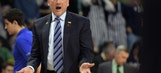 Coach K apologizes to Oregon's head coach for lecturing Dillon Brooks after Duke's loss