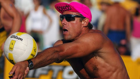 Karch Kiraly (1984-1988; 1996); volleyball; 3 G