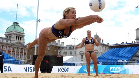 26. Beach Volleyball