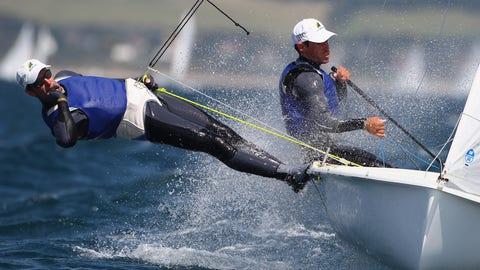 2. Sailing