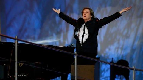 Paul McCartney Sings (2012)
