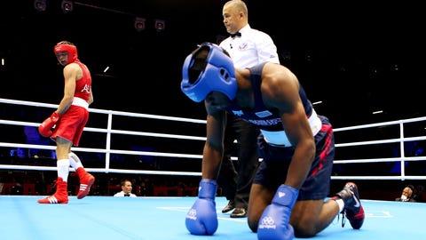 24. Boxing